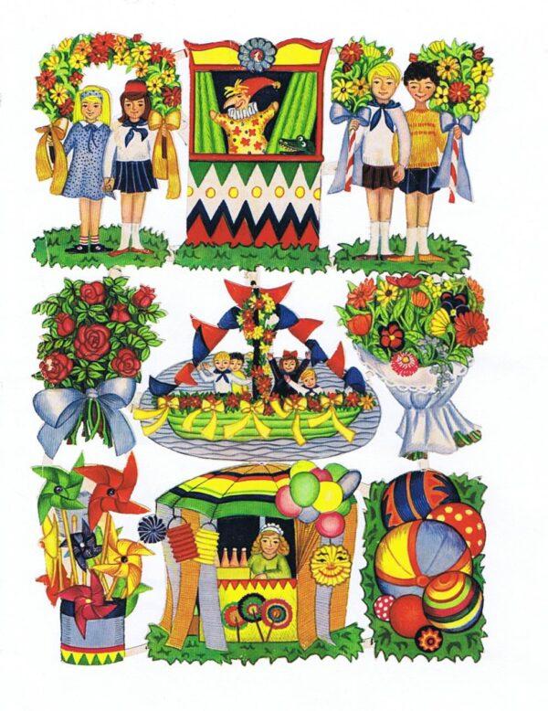 Postkarten Verlag + Planet Verlag Berlin 1200 - 1307