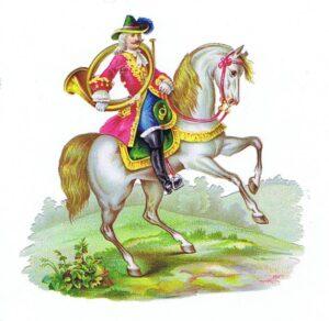 Jagt heste